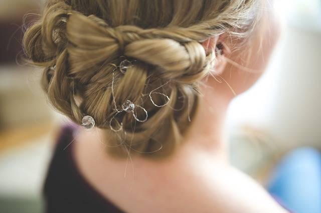 Hair Hairstyle Bride · Free photo on Pixabay (121556)