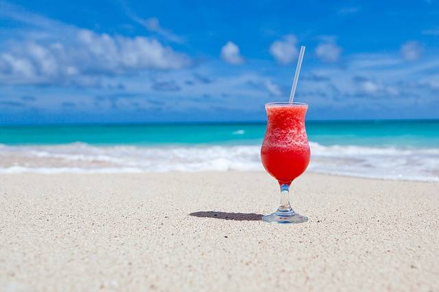 Beach Beverage Caribbean · Free photo on Pixabay (123919)