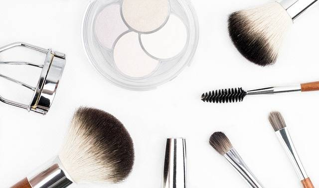 Makeup Brush Cosmetics Make · Free photo on Pixabay (125452)