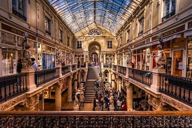 Nantes Department Stores France · Free photo on Pixabay (125650)