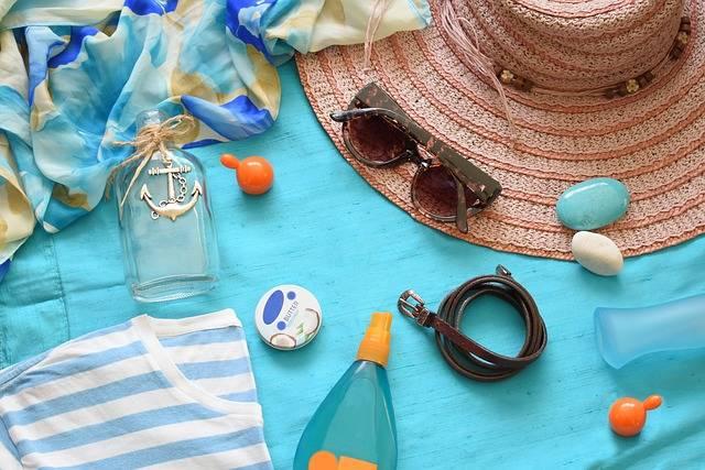 Summer Flat Lay · Free photo on Pixabay (125655)