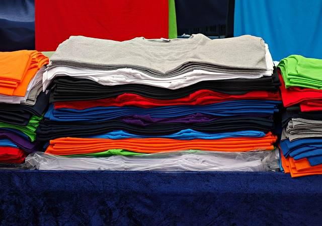 T-Shirt Tee Clothing · Free photo on Pixabay (126412)