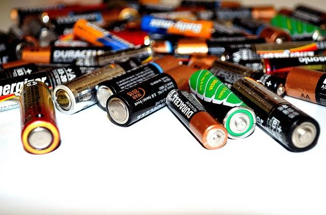 Battery Recycling Energy · Free photo on Pixabay (129678)