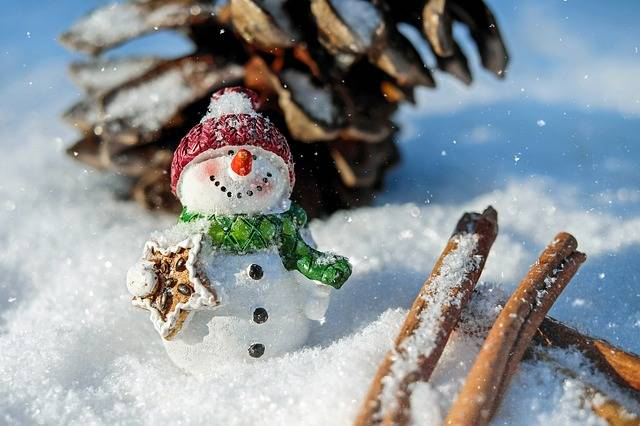 Snowman Snow Winter · Free photo on Pixabay (130419)
