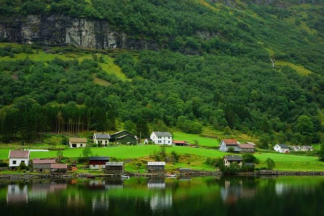 The Fjord Norway · Free photo on Pixabay (131254)