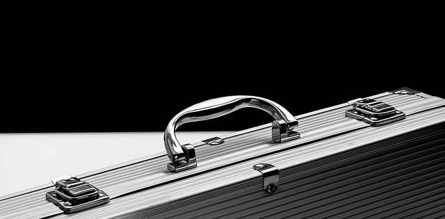 Aluminum Briefcase Business · Free photo on Pixabay (133581)