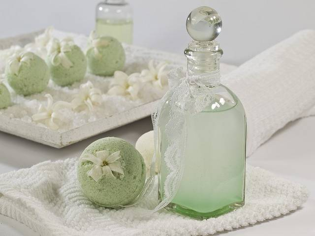 Bath Balls Mint Woodruff Natural · Free photo on Pixabay (137429)