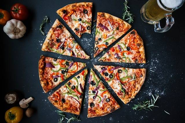 Pizza Food Italian · Free photo on Pixabay (140070)