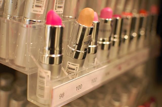 Lipstick Yellow Shop · Free photo on Pixabay (140774)