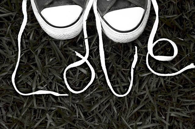 Shoe-Laces Laces Shoes · Free photo on Pixabay (143222)