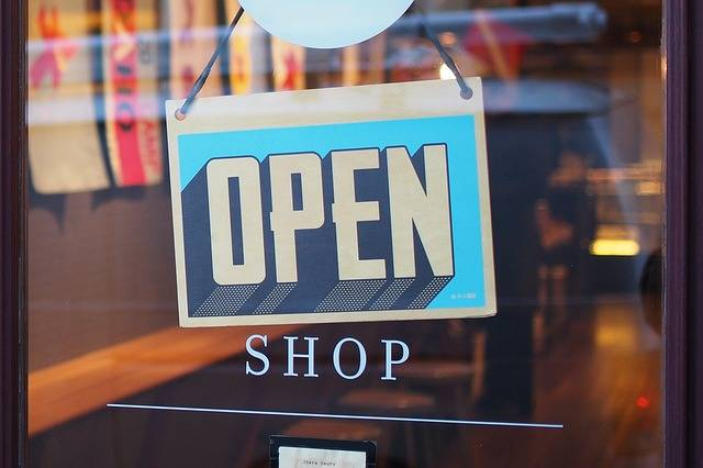 Shop Store Open · Free photo on Pixabay (143918)