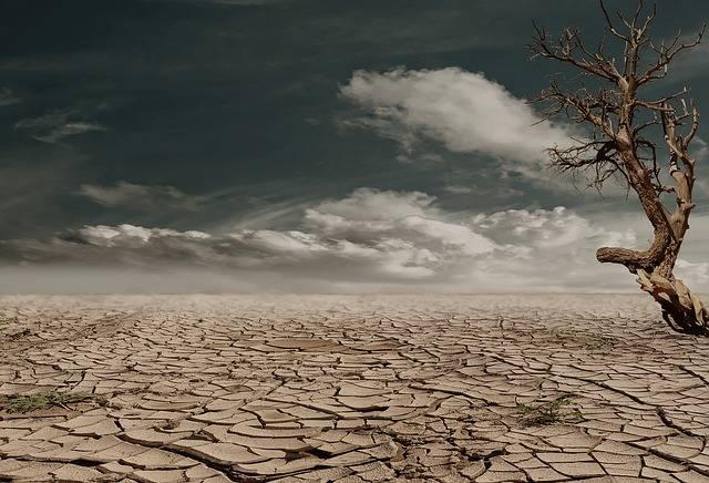 Desert Drought Composing · Free photo on Pixabay (145550)