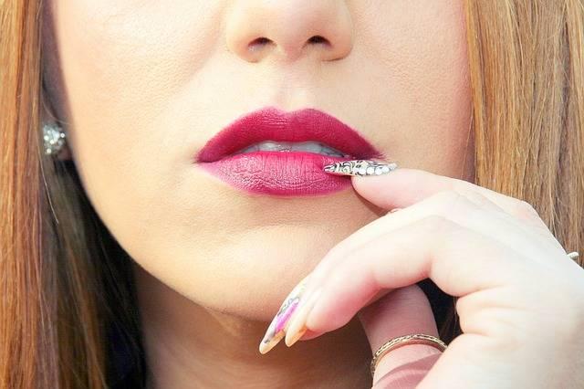 Lip Seduction Nail · Free photo on Pixabay (148529)