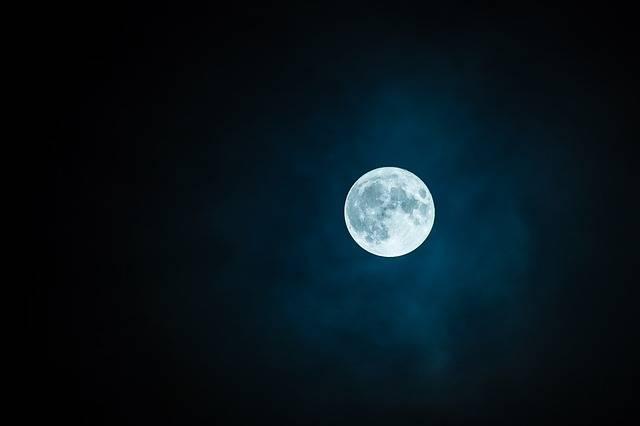 Moon Full Sky · Free photo on Pixabay (149296)
