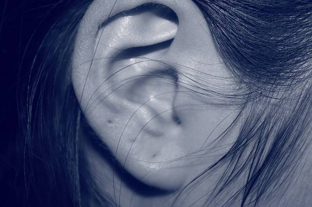 Ear Girl Pierced · Free photo on Pixabay (149536)
