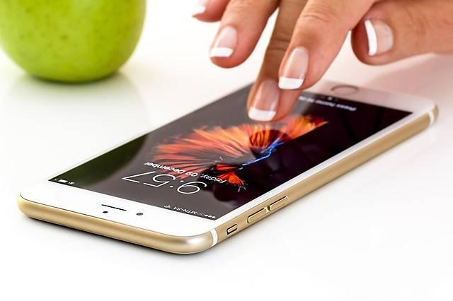 Smartphone Cellphone Apple I Phone · Free photo on Pixabay (150246)