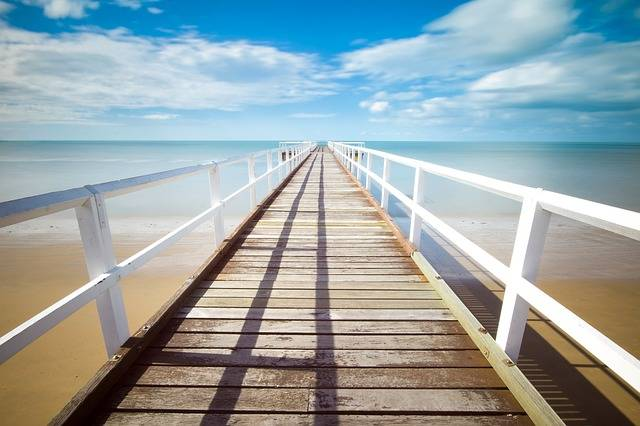 Pier Jetty Ocean · Free photo on Pixabay (150638)
