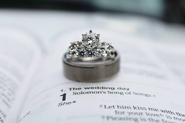 Wedding Ring Rings · Free photo on Pixabay (151362)