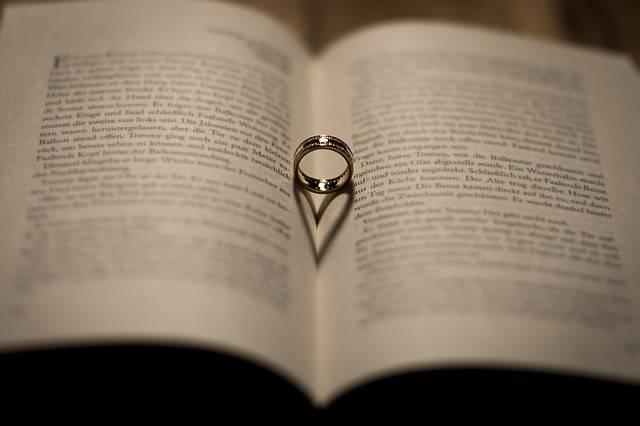 Wedding Book Ring · Free photo on Pixabay (151363)