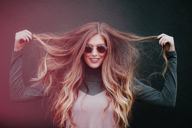 Woman Long Hair People · Free photo on Pixabay (152716)