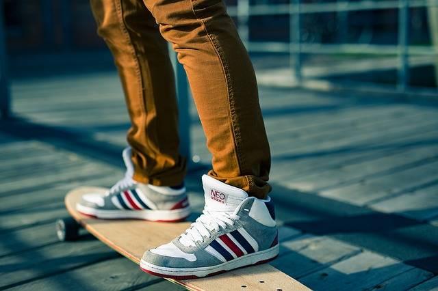 Skateboards Sports Shoes Shoelaces · Free photo on Pixabay (153559)