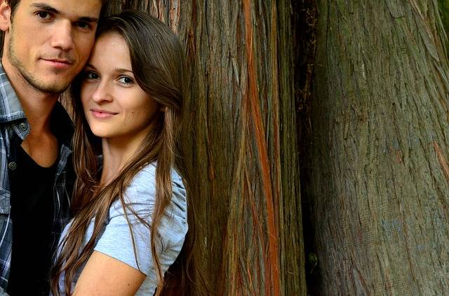 Young Couple Fall In Love With · Free photo on Pixabay (153565)