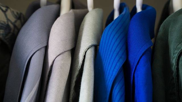 Closet Clothes Blue · Free photo on Pixabay (154462)