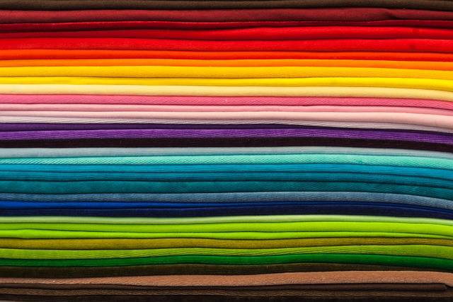 Textile Color Colorful · Free photo on Pixabay (154465)