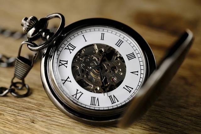 Clock Pocket Watch Movement · Free photo on Pixabay (154594)
