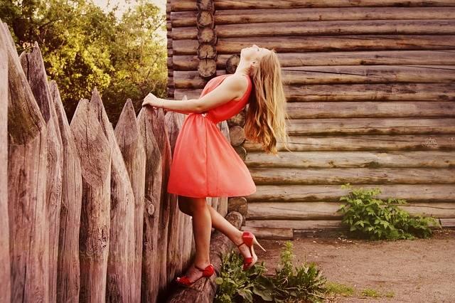 Dress Girl Beautiful · Free photo on Pixabay (155407)