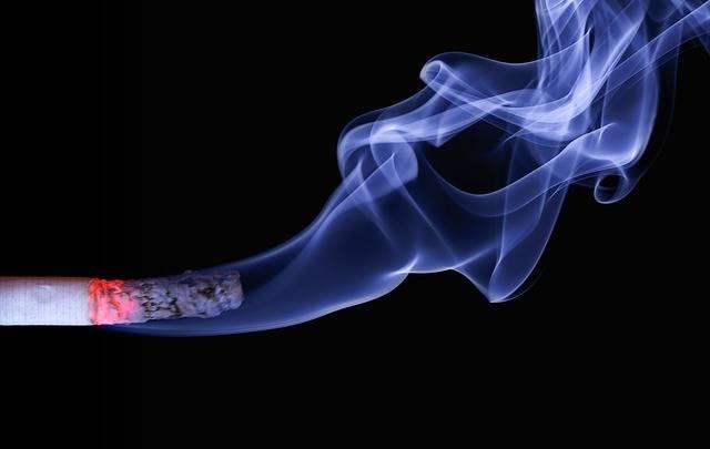 Cigarette Smoke Embers · Free photo on Pixabay (160190)