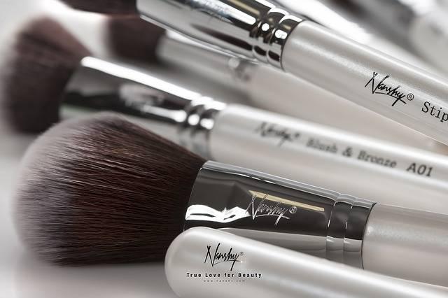 Makeup Brushes Brush Set M · Free photo on Pixabay (160978)