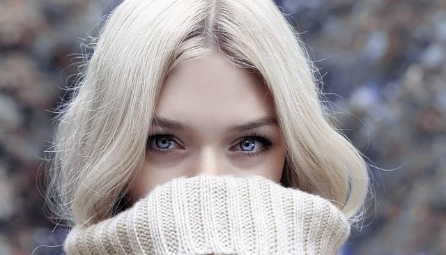 Winters Woman Look · Free photo on Pixabay (160989)