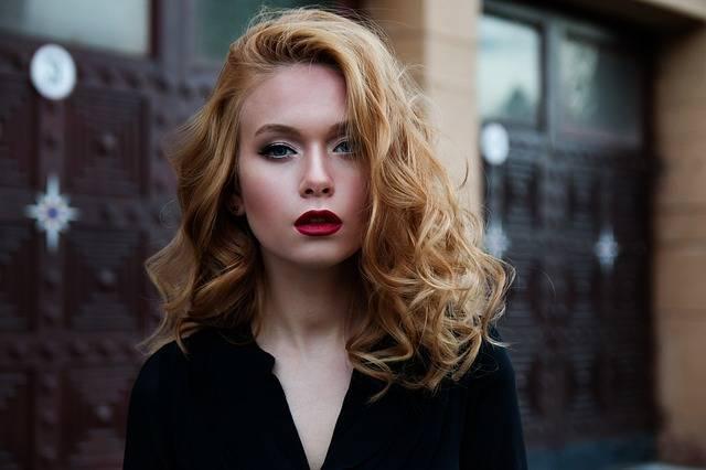 Girl Red Hair Makeup · Free photo on Pixabay (160990)