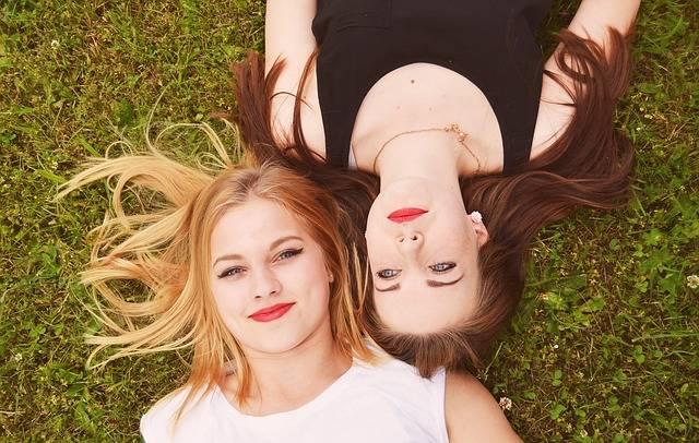 Blonde Brown Hair Girls · Free photo on Pixabay (161002)