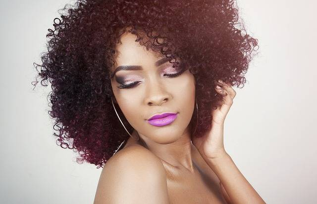 Hair Lipstick Girl · Free photo on Pixabay (161005)