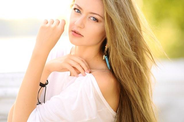 Hair Portrait Woman · Free photo on Pixabay (162152)