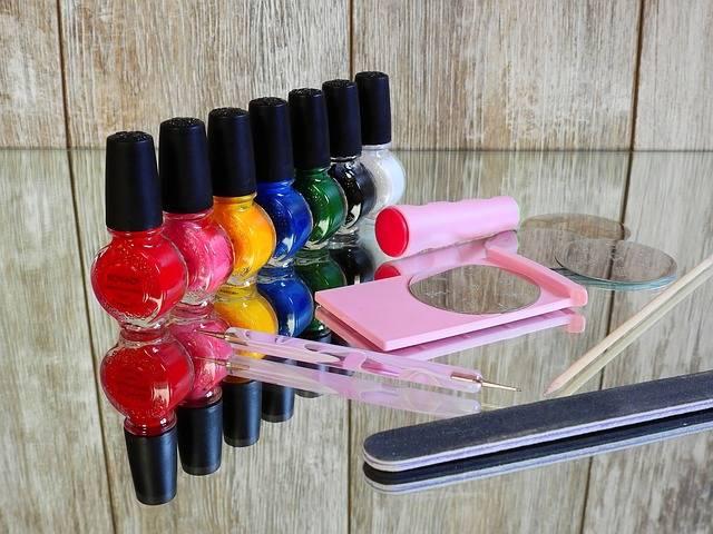 Nail Varnish Fingernails Manicure · Free photo on Pixabay (162324)