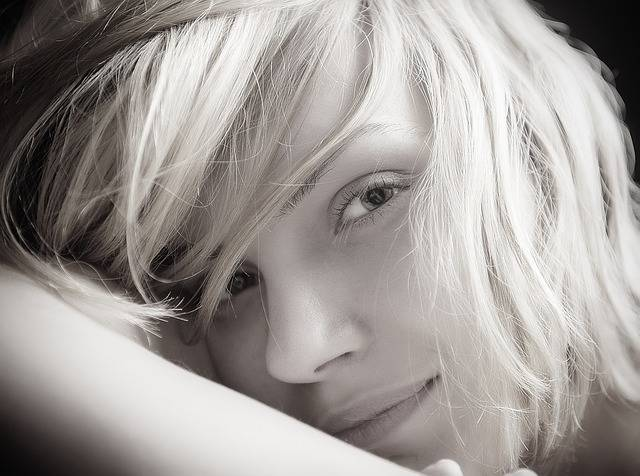 Fashion Blond Portrait · Free photo on Pixabay (162577)