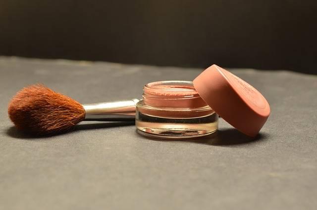 Cosmetics Brush Compact · Free photo on Pixabay (162598)