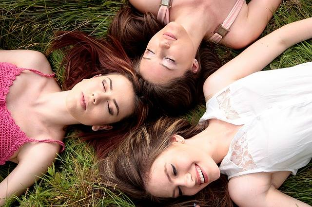 Girls Firends Buddy · Free photo on Pixabay (164524)
