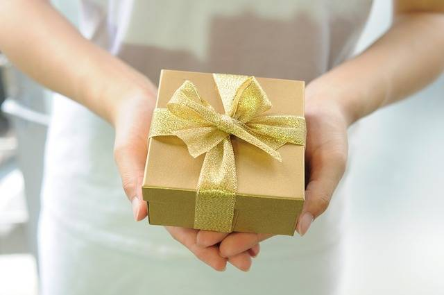Gift Box Gifts Packaging · Free photo on Pixabay (165356)