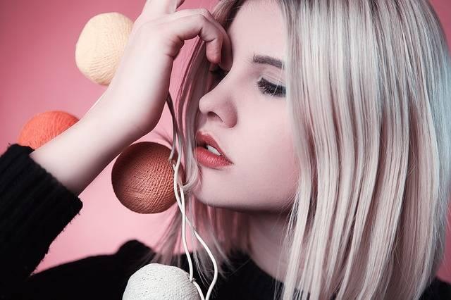 Girl Model Pink · Free photo on Pixabay (165376)