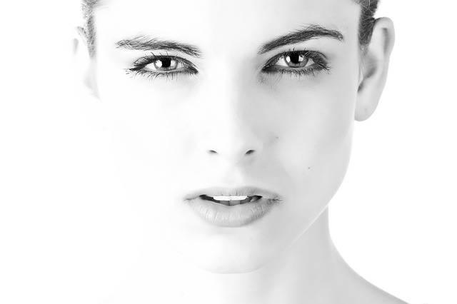 Model Face Beautiful Black And · Free photo on Pixabay (166269)
