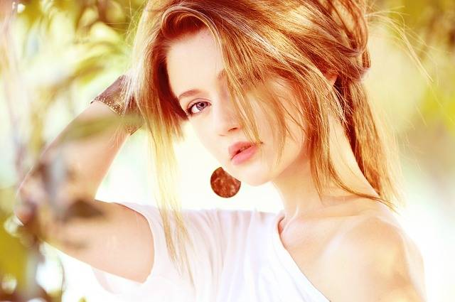 Portrait Woman Girl · Free photo on Pixabay (166630)