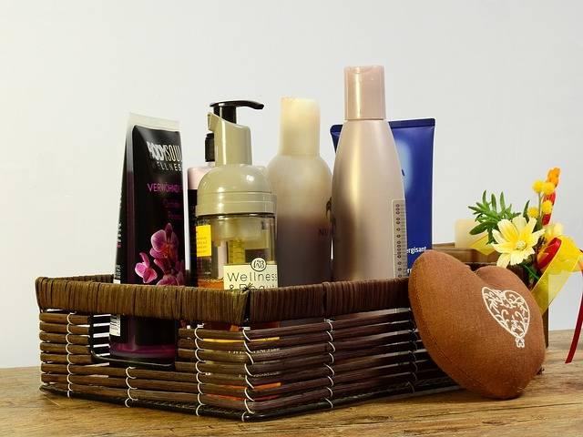 Cosmetics Gift Deco · Free photo on Pixabay (166834)