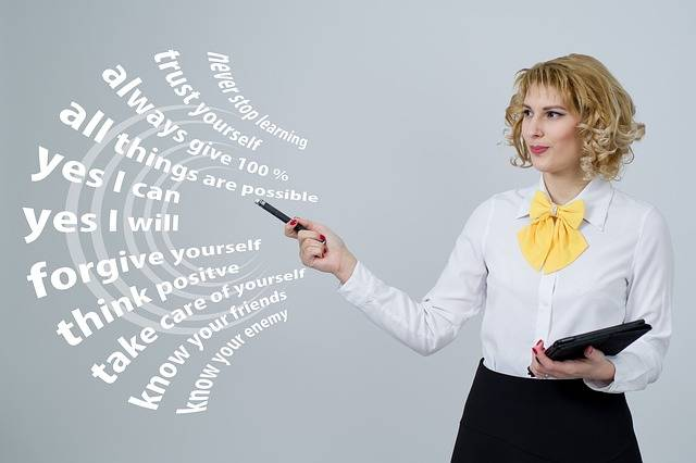 Successful Think Businesswoman · Free photo on Pixabay (168033)