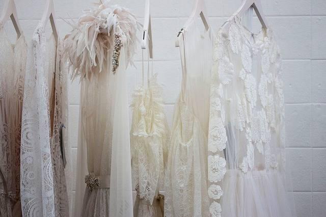 Dress White Wardrobe · Free photo on Pixabay (169651)