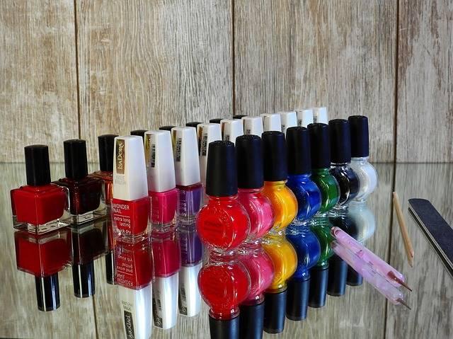 Nail Varnish Fingernails Manicure · Free photo on Pixabay (170111)