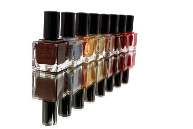 Nail Varnish Paint Toe Nails · Free photo on Pixabay (170112)